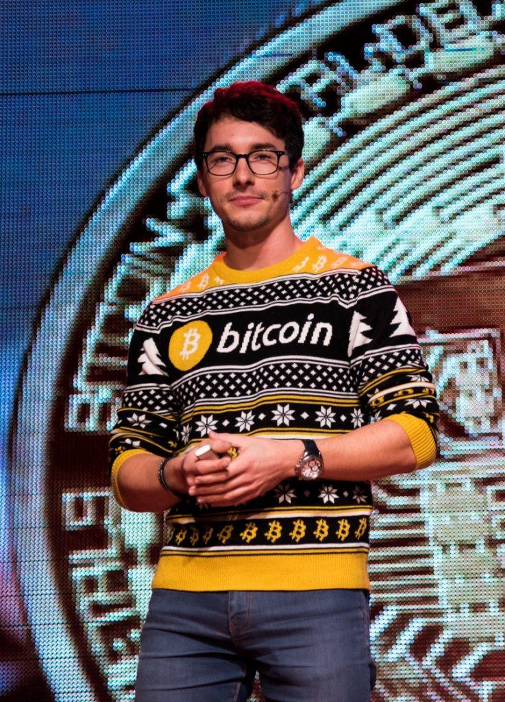 dusan matuska bitcoin stage